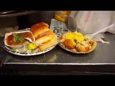 Street Food in Hyderabad - Cooking Street Food in Hyderabad - Cooking Pani Puri