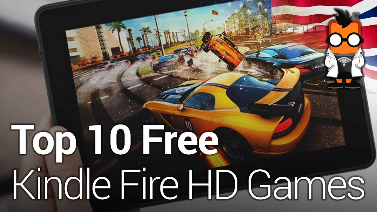Top 10 Free Hd Kindle Fire Games Youtube