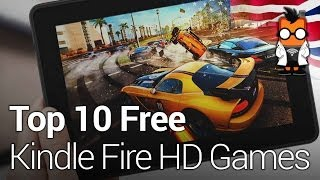 Top 10 Free HD Kindle Fire Games