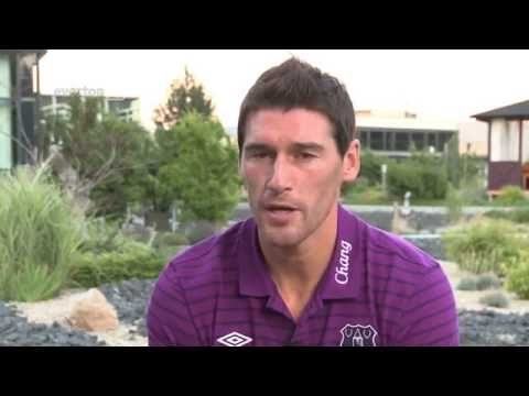 Gareth Barry answers YOUR questions!