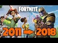 The Evolution of Fortnite