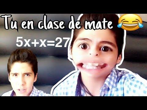 TU EN CLASE DE MATEMATICAS