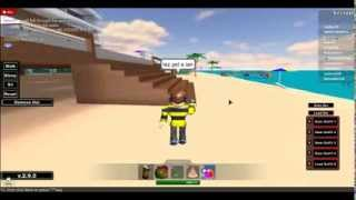 Roblox - Beach House Roleplay - Part 4