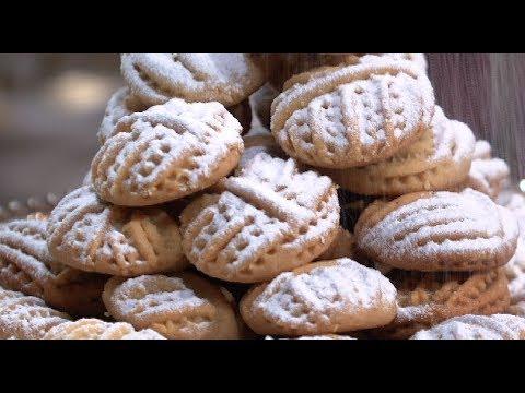 دجاج بصوص البروكلي وكحك العيد | سارة عبد السلام | سنة اولي طبخ PNC FOOD