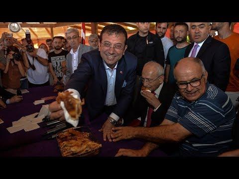 Kemal Kılıçdaroğlu ve Ekrem İmamoğlu Çatalca'da