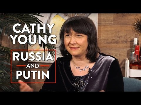 Cathy Young on Russia and Vladimir Putin (Part 1)