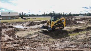 Rebuilding My Dirt Bike Track