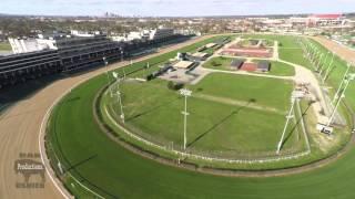 Churchill Downs filmed by a Drone 4K...(2016) | Kentucky Derby