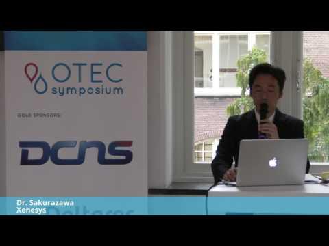 Dr. Sakurazawa - Xenesys @ OTEC Symposium 2016