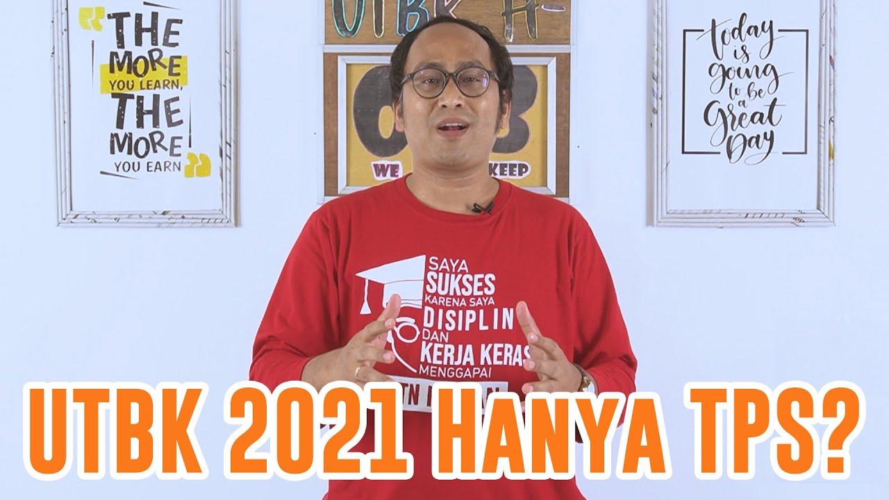 UTBK 2021 Hanya TPS - YouTube