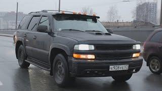 Chevrolet Tahoe за 400 тысяч рублей