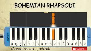 not pianika bohemian rhapsody , queen