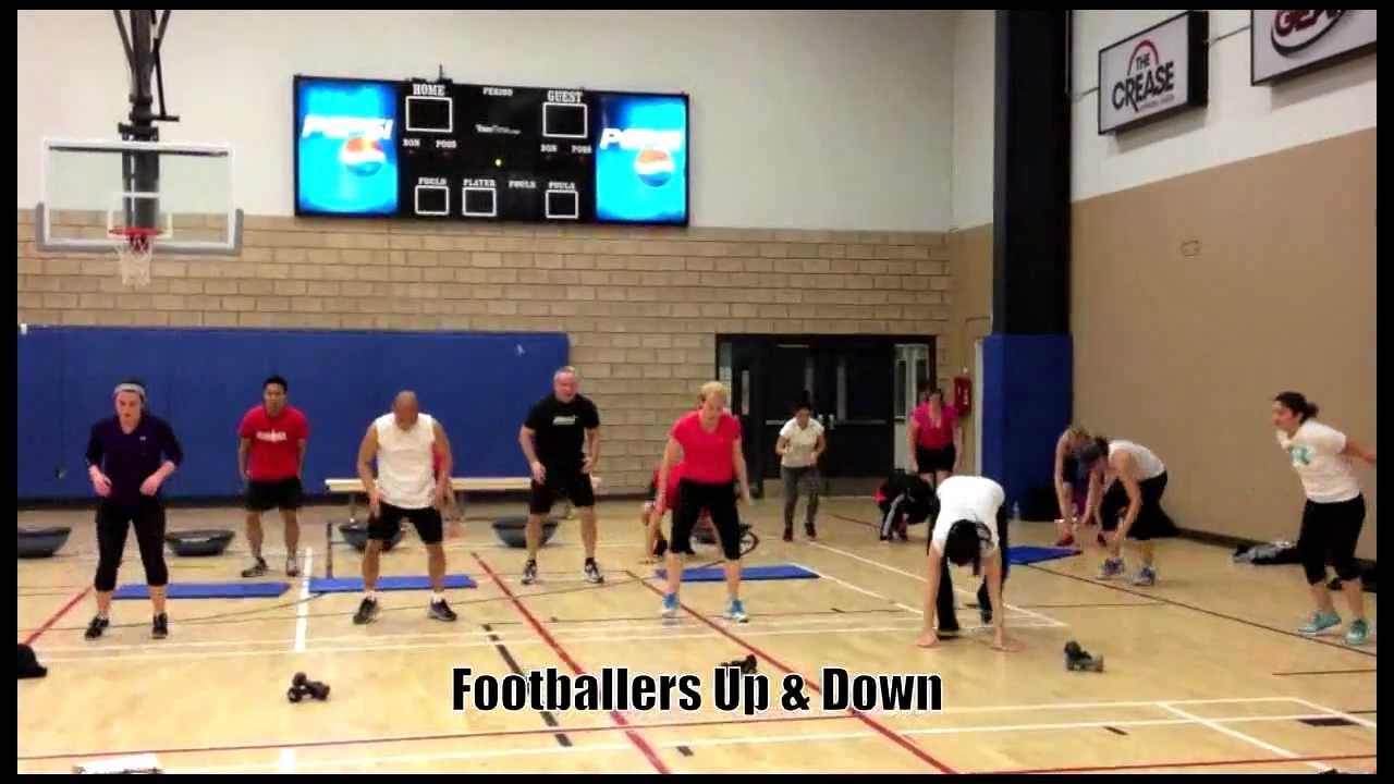 Circuit Training With Big Groups Youtube The Basic We Did Today