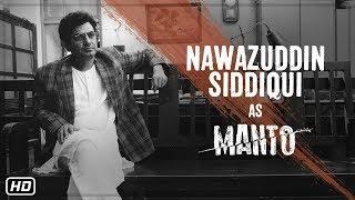 Nawazuddin Siddiqui as 'Manto' | Viacom18 Motion Pictures | Nandita Das