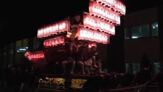 平成30年 片添 唄「男の祭り酒」 三日市地区だんじり祭り