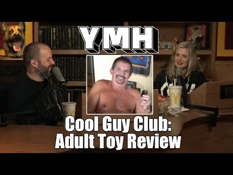 Cool Guy Club: Adult Toy Review - YMH Highlight