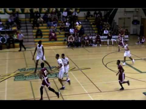 Long Beach Poly vs. Wilson, Boys Basketball 1-9-2017