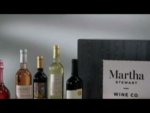 Martha Stewart launching new online wine shop
