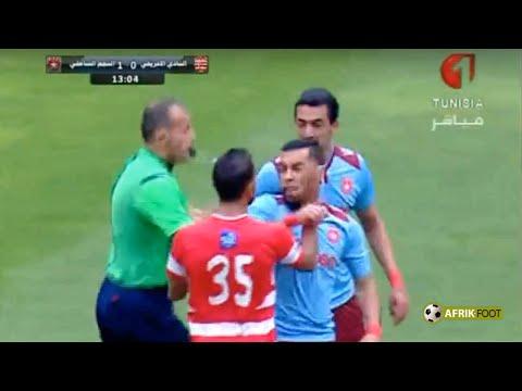 Club Africain vs ES Sahel (1-2) - Championnat de Tunisie