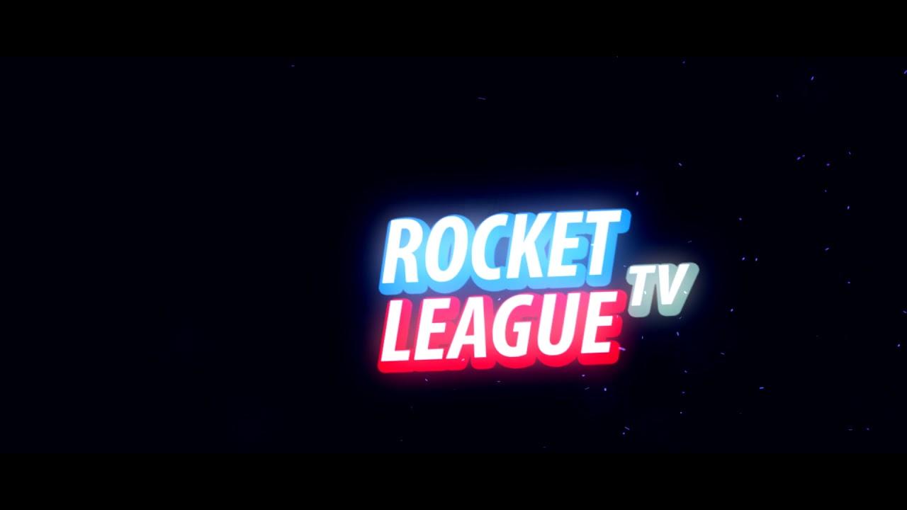 Intro Rocket League TV!Passem na Descrição