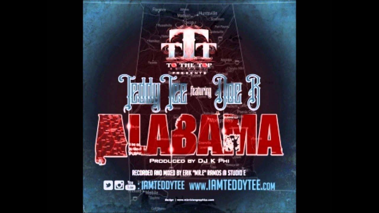 Teddy Tee Feat Doe B - Alabama (Remix) (Acapella Dirty)   68 BPM