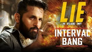 LIE (Interval BANG) | Best Action Scene | Nithiin | South Indian Movies Action Scene