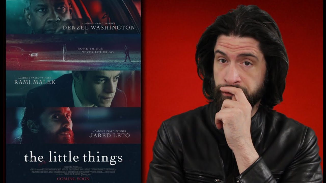 The Little Things - Movie Review