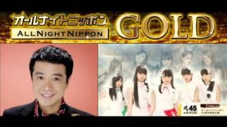 2012/12/14 中山秀征のオールナイトニッポンGOLD TVでは言えない...