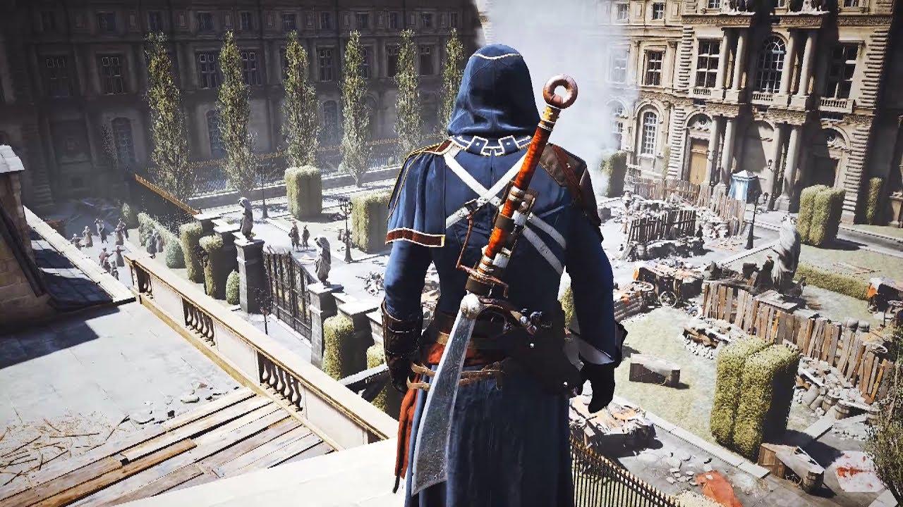 Assassin's Creed Unity - Master Assassin Stealth Kills Gameplay - PC RTX 2080 Showcase thumbnail