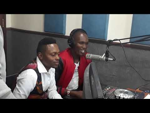 Janja Masai,Ojays BMG & Kelvin Soit Live on Mayian FM Radio with Kimintah Call