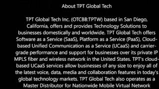 Stephen Thomas TPT Global Tech Press Release July 21 2015