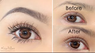 Worthy? Infinite Lash Before & After