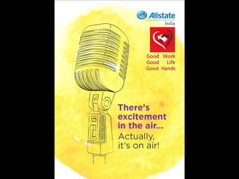 Allstate India Radio  Show 1