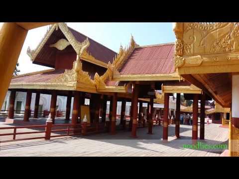 Mandalay Royal Palace, Myanmar (Burma) - noodlies, Sydney food and travel blog