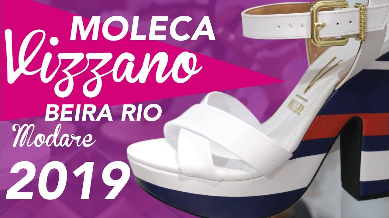 cbd4878e5 Vizzano, Moleca, Modare e Beira Rio - Coleções NOVAS - 2019 Vício de ...