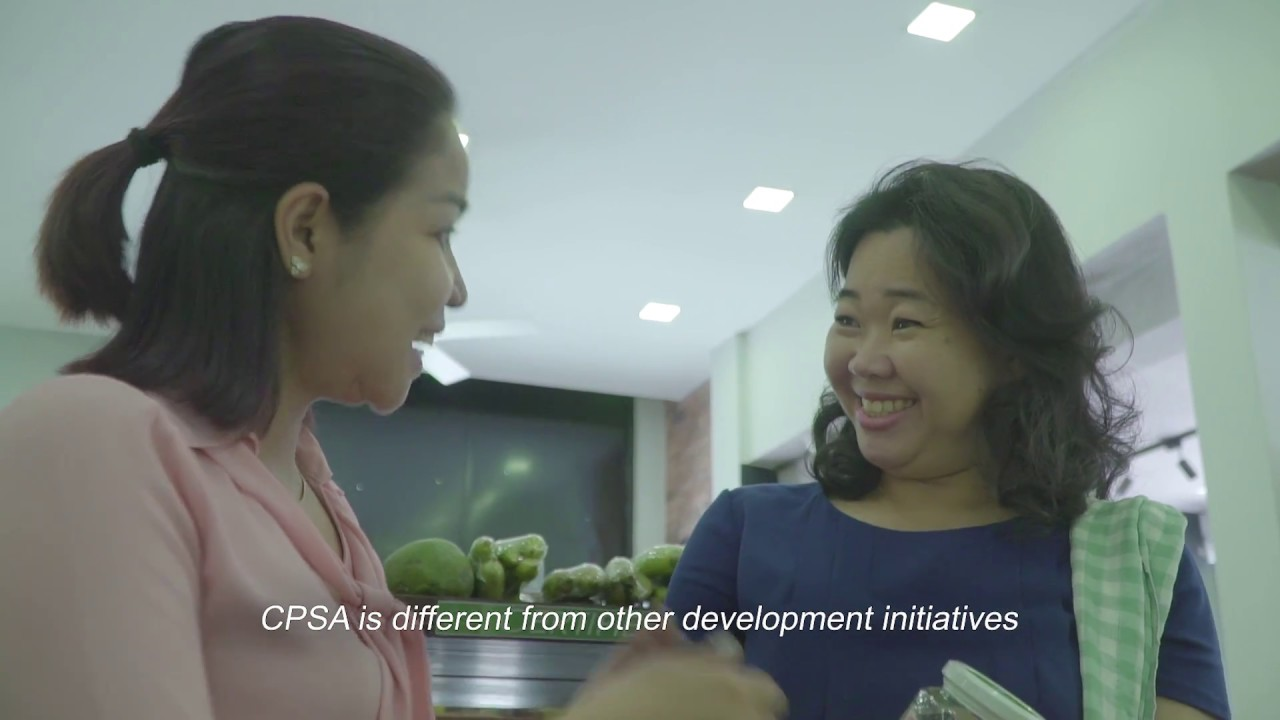 Cambodia Partnership for Sustainable Agriculture (CPSA) Video