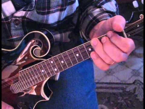 Galway Girl (Mandolin Rhythm Lesson) - YouTube