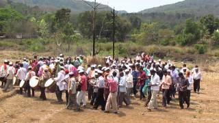 SHREE WAGHJAI NAVALAI DEVI SHIMGA  2014 (PART-1), DHAMANI,SANGMESHWAR, RATNAGIRI, MAHARASHTRA, INDIA