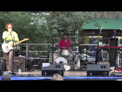The Stepkids - 7/8/15 - Madison Square Park, NYC