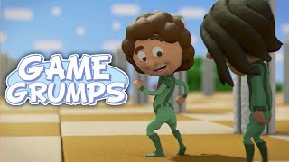 Game Grumps Animated: 3D World Runner (Claymation!)