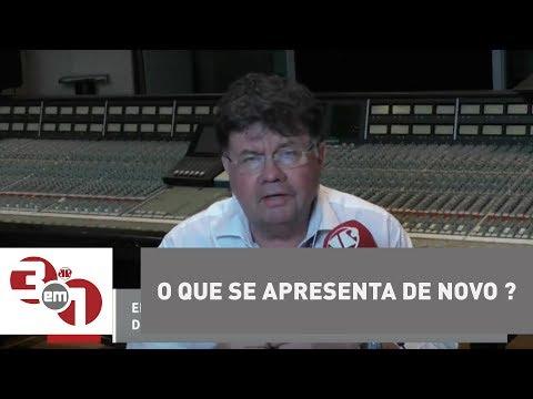 Madureira: O Que Se Apresenta De Novo Com Uma Candidatura De Luciano Huck?