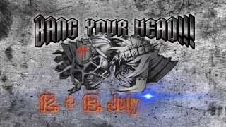 Bang Your Head!!! 2013 Teaser