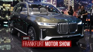 BMW Concept X7 is really XL