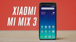 Xiaomi Mi Mix 3: is a slider better than a notch?