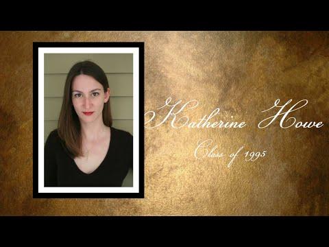 The Kinkaid School - Distinguished Alumni 2016 Kate Howe