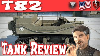 T82 Tank Review