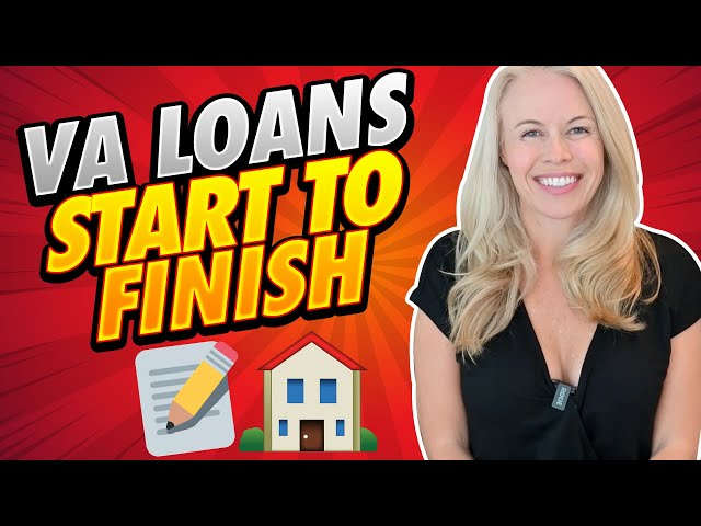 My VA Loan Process From Start To Finish (Ranked #45 In The USA By NationalMortgageNews.com)