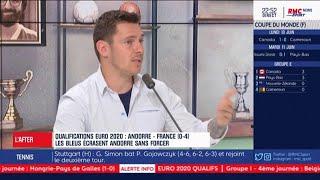 """Equipe de France - Obraniak : """"Thauvin est un bon plan B pour l'équipe de France"""""""