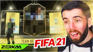 FIRST TEAM OF THE WEEK PACK OPENING ON FIFA 21! (FIFA 21 Pack Opening)