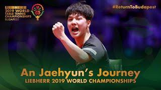 An Jaehyun's Journey | 2019 World Table Tennis Championships - Budapest